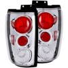ANZO 1997-2002 Ford Expedition Taillights Chrome