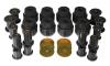 Prothane 01-06 Chevy 2500HD Total Kit - Black