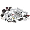 Banks Power 02-04 Chevy 6.6L LB7 SCLB Six-Gun Bundle - SS Single Exhaust w/ Black Tip
