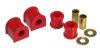 Prothane 07-11 Jeep JK Rear 19mm Sway Bar & End Link Bushings - Red