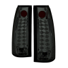 Spyder Chevy C/K Series 1500 88-98/Blazer 92-94 LED Tail Lights Smke ALT-YD-CCK88-LED-SM
