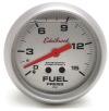 Edelbrock 2 5/8In Glycerin Filled Fuel Pres Gaug
