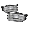 Spyder 98-05 Lexus GS300/400/430 OEM Fog Lights wo/switch Clear FL-LGS98-C