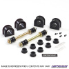 Hotchkis 02-06 Mini Cooper Rear Sway Bar Rebuild Kit (22811R)