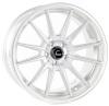 Cosmis Racing R1 Pro Silver Wheel 18x10.5 +32mm Offset 5x100