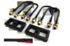 ReadyLift Suspension 02-08 Dodge Ram 1500 1.0in Rear OEM Style Lift Block Kit