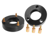 Prothane 09+ Ford F150 Front Coil Spring 2in Lift Spacer - Black