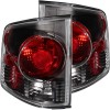 ANZO 1995-2005 Chevrolet S-10 Taillights Dark Smoke 3D Style