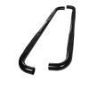 Xtune Ford Expedition 03-06 3 Inch Round Side Step Bar Black SSB-FE-A07S0507-BK