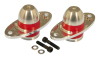 Prothane 05-06 Ford Mustang Bullet Motor Mounts - Red