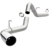 MagnaFlow 16-17 Chevy Colorado 2.8L Pro DPF-Back 3.5in SS Single Side Exit Exhaust