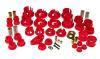Prothane 08-10 Subaru STI/WRX Total Kit - Red