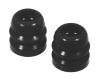 Prothane 00-04 Ford Focus Front Strut Bump Stops - Black