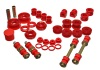 Energy Suspension 03-05 Dodge SRT-4 FWD Red Hyper-flex Master Bushing Set