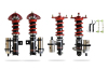 Pedders Extreme Xa - Remote Canister Coilover Kit 2012 on BRZ
