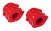 Prothane 06+ Honda Civic Front Sway Bar Bushings - 27mm - Red
