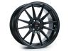 Cosmis Racing R1 Matte Black Wheel 18x8.5 +35mm 5x114.3