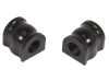 Prothane 04-05 Mazda 6 Rear Sway Bar Bushings - 18mm - Black