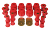 Prothane 01-06 Chevy 2500HD Total Kit - Red