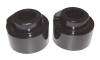 Prothane 05-09 Ford F250 SD 4wd Front Coil Spring 2.5in Lift Spacer - Black
