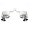 Dinan Free Flow Stainless Steel Exhaust -BMW 550i 2015-2011 550i xDrive 2015-2011