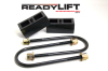 ReadyLift Suspension 02-08 Dodge Ram 1500 2.0in Rear OEM Style Lift Block Kit