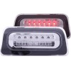 ANZO 1995-2005 Chevrolet S-10 LED 3rd Brake Light Chrome