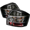 Spyder Audi A4 02-05 LED Tail Lights Black ALT-YD-AA402-LED-BK