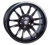 Cosmis Racing XT-206R Black Wheel 17x8 +30mm 5x100