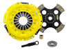 ACT 1981 Nissan 280ZX XT/Race Rigid 4 Pad Clutch Kit