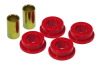 Prothane 00-03 Ford Super Duty Front Track Bar Bushings - Red
