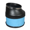 Volant Universal PowerCore Air Filter - 8.0in x 8.0in w/ 6.0in Flange ID