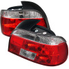 Spyder BMW E39 5-Series 97-00 Crystal Tail Lights Red Clear ALT-YD-BE3997-RC
