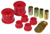 Prothane 01-04 Mitsubishi Eclipse Front Control Arm Bushings - Red