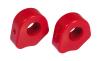 Prothane 02-05 Chevy Trailblazer Front Swaybar Bushings - 24mm - Red