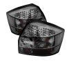 Spyder Audi A4 02-05 LED Tail Lights Smoke ALT-YD-AA402-LED-SM
