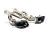 Akrapovic 12-14 McLaren 12C/12C Spyder Slip-On Line (Titanium) w/ Carbon Tips