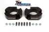 ReadyLift Suspension 04-15 Ford F150/Mark LT 2.5in T6 Billet Aluminum Leveling Kit Anodized - Black