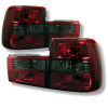 Spyder BMW E34 5-Series 88-95 Euro Style Tail Lights Red Smoke ALT-YD-BE3488-RS