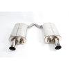 Dinan Free Flow Stainless Steel Exhaust -BMW 645Ci 2005-2004