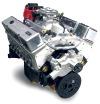 Edelbrock 350 Perf RPM 9 5 1 Engine Polished Incl Part 609719 350071 Pro-Flo2 EFI Hei MSD Ign