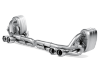 Akrapovic 08-12 Porsche 911 Carrera S/4/4S/GTS Slip-On Race Line (Titanium) w/ Titanium Tips