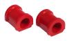 Prothane 01 Honda Civic Front Sway Bar Bushings - 25.4mm - Red