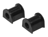 Prothane 00-05 Mitsubishi Eclipse Front Sway Bar Bushings - 16mm - Black
