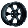 SOTA NOVAKANE 6 18x9 6x135 0mm Stealth Black (Satin Black)