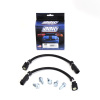 BBK 2015 Mustang GT V6 6-Pin Front O2 Sensor Wire Harness Extensions 12 (pair) And Bolt Kit