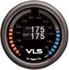 Revel VLS 52mm 50-300 Deg F Dual Intercooler Temperature Gauge