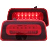 ANZO 1995-2005 Chevrolet S-10 LED 3rd Brake Light Red/Clear