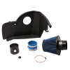 BBK 2015-16 Mustang Ecoboost Cold Air Induction System (Blackout Finish)