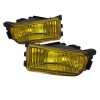 Spyder 98-05 Lexus GS300/400/430 OEM Fog Lights wo/switch Yellow FL-LGS98-Y